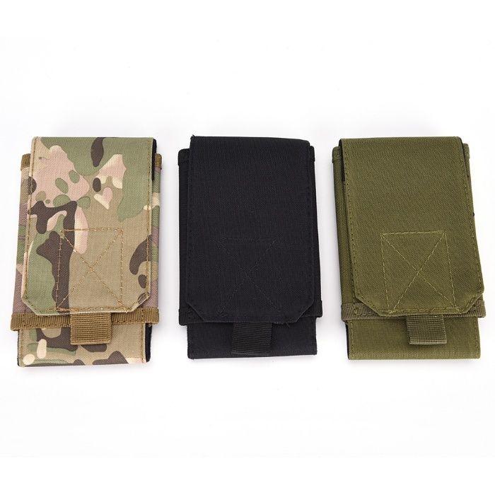 Husa telefon material textil pt curea, rucasac maxim 6 inci