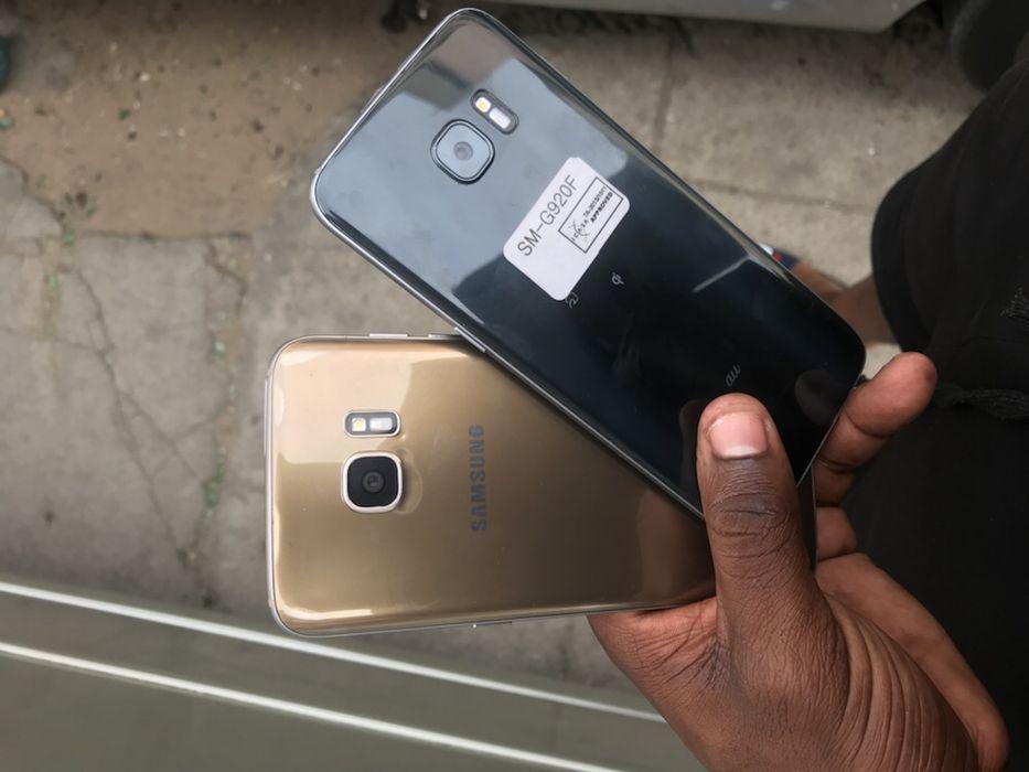 Samsung s7 Edge súper clean legal e com garantia