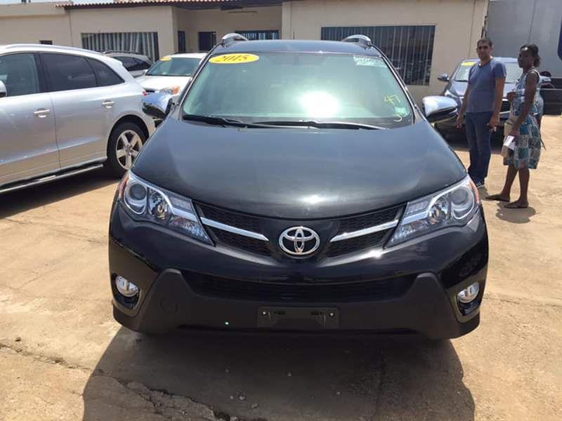 Toyota Rav4 full option familiar