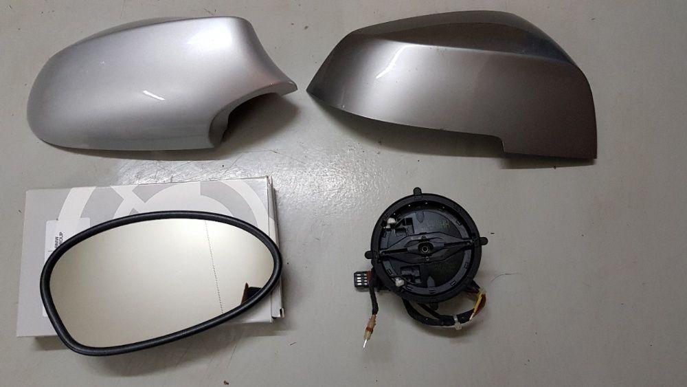 ОРИГИНАЛНИ Капачки за огледала - БМВ BMW 1/2/F и Е серии