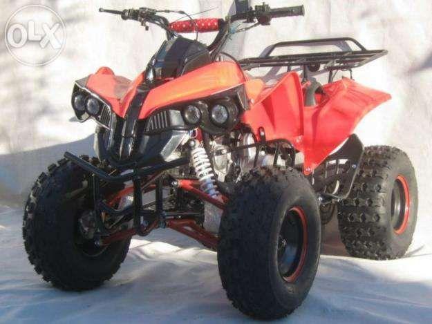 ATV 125cc BLATA Navigator Nou 2x4 import germany, CASCA BONUS