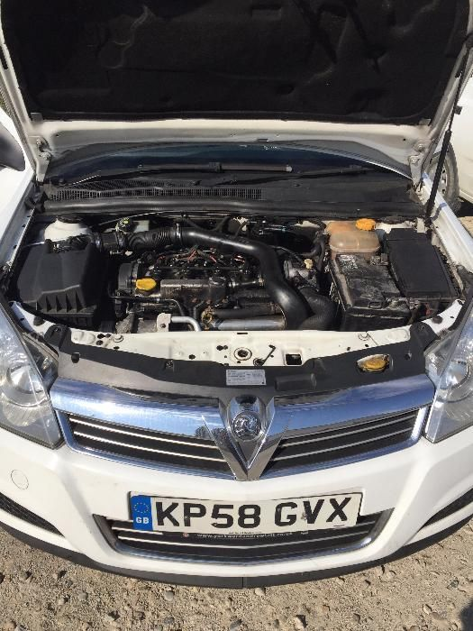 Clapeta acceleratie Opel 1.7 cdti euro 4