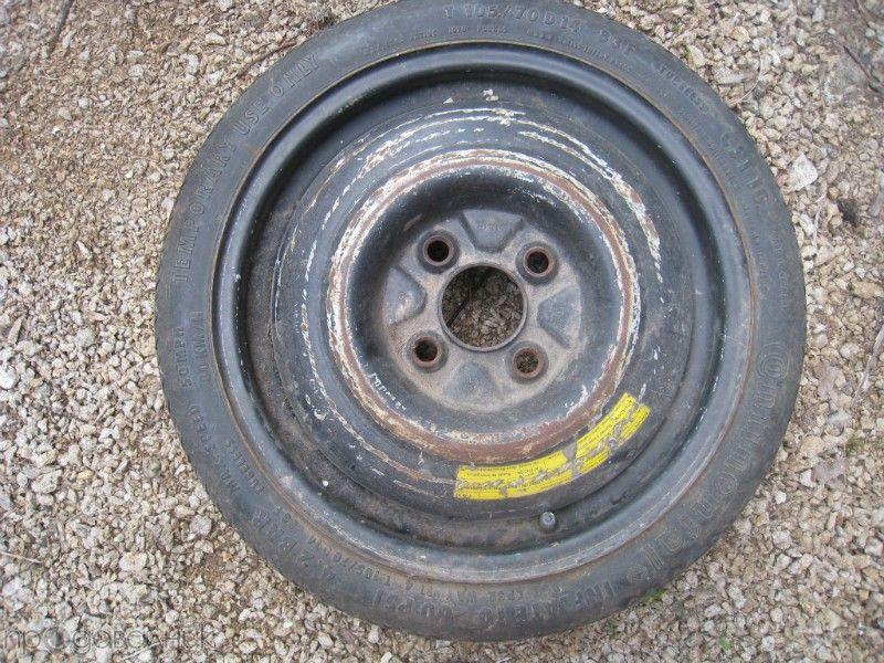 Резервна гума тип патерица 4×100