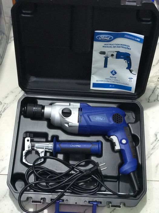 Drill Ford 1.200w , nova na caixa disponível