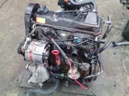 Мотор на фольксваген привозной из Германий с гарантией