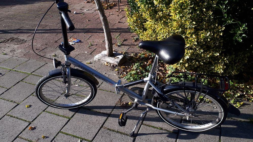 Biciclete pliabile Fongers,premium!