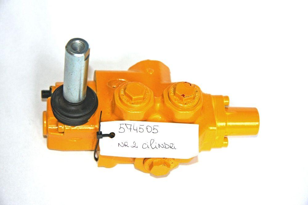 Distribuitor pompa Traghen B250 cu 2 cilindri