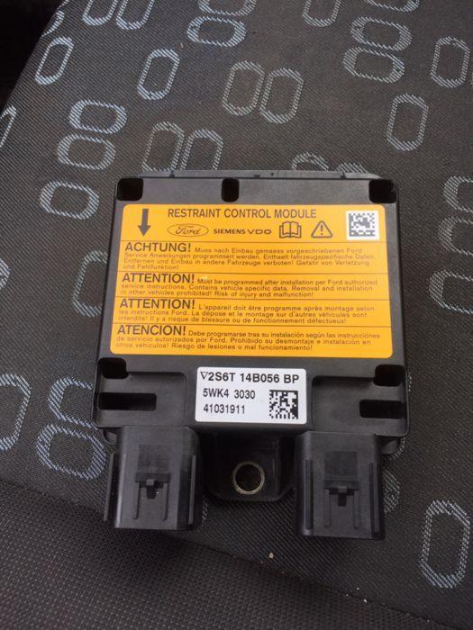 Calculator airbag Ford Fiesta/Fusion