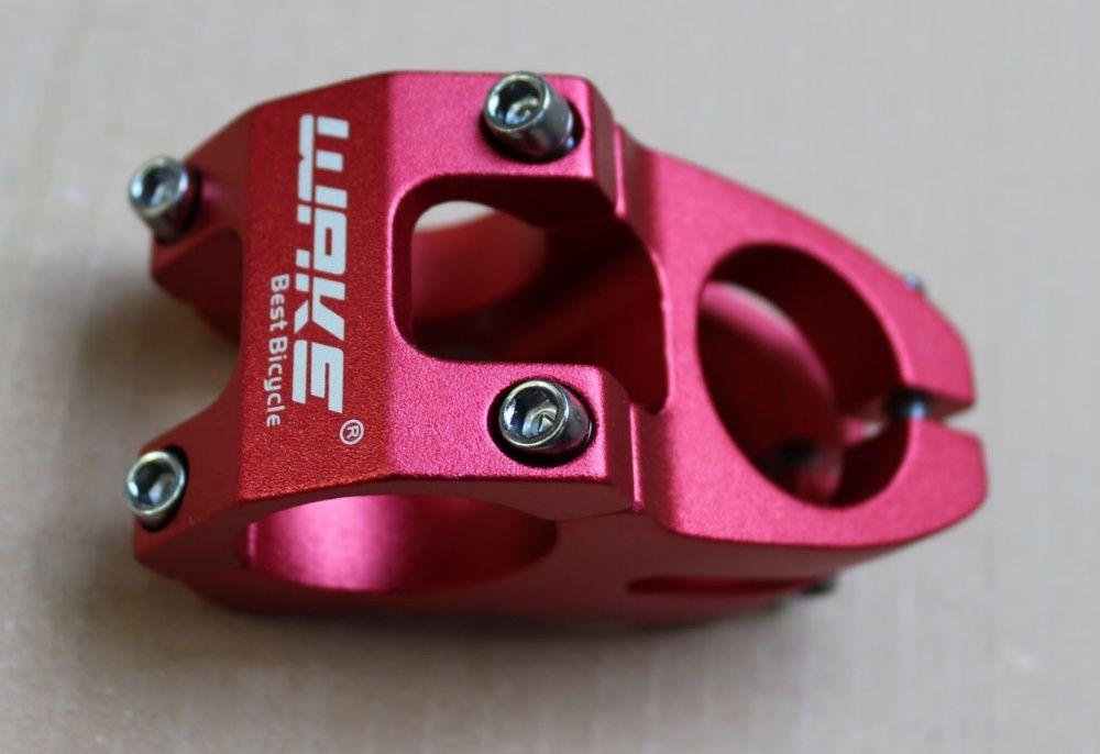 Wake CNC DH 42mm - 31.8mm rosu