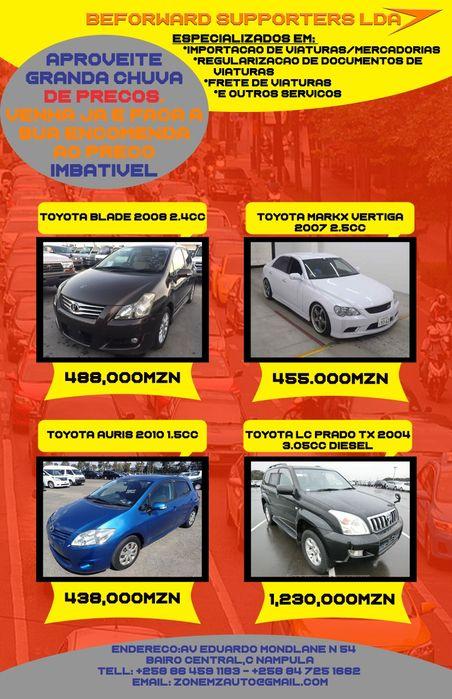 Importação de automóveis
