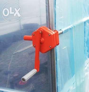 Macara manuala pentru ventilatie laterala solarii