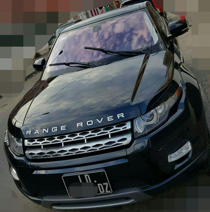 Vendo este Range Rover Evoque