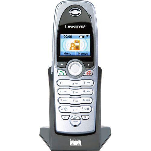 Безжичен интернет телефон на LINKSYS model CIT200