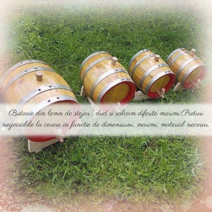 Butoaie pentru tuica sau vin