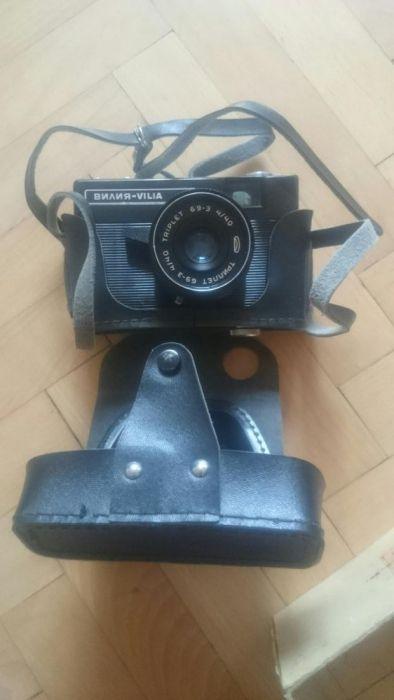 Руски фотоапарат Вилия