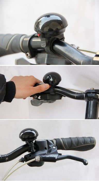 Sonerie bicicleta electrica stil ciuperca