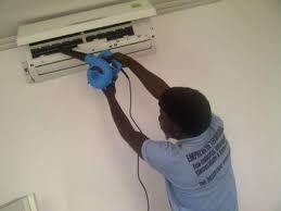 Reparação e montagem de ar condicionadoi
