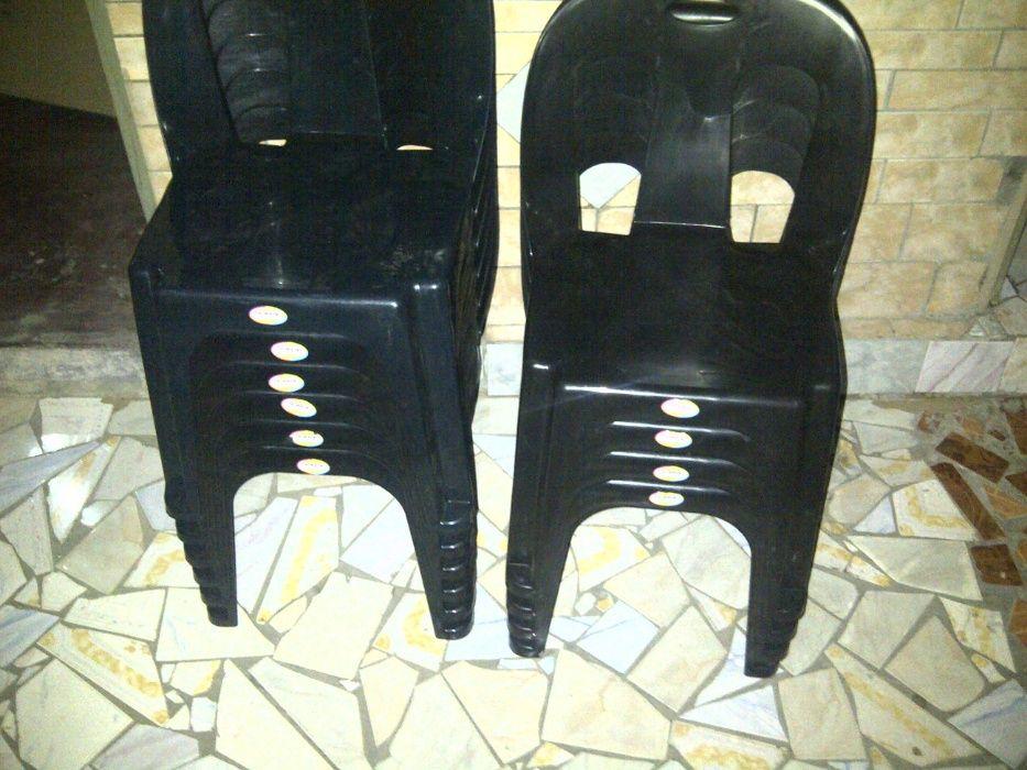 Cadeiras Plásticas Formosa