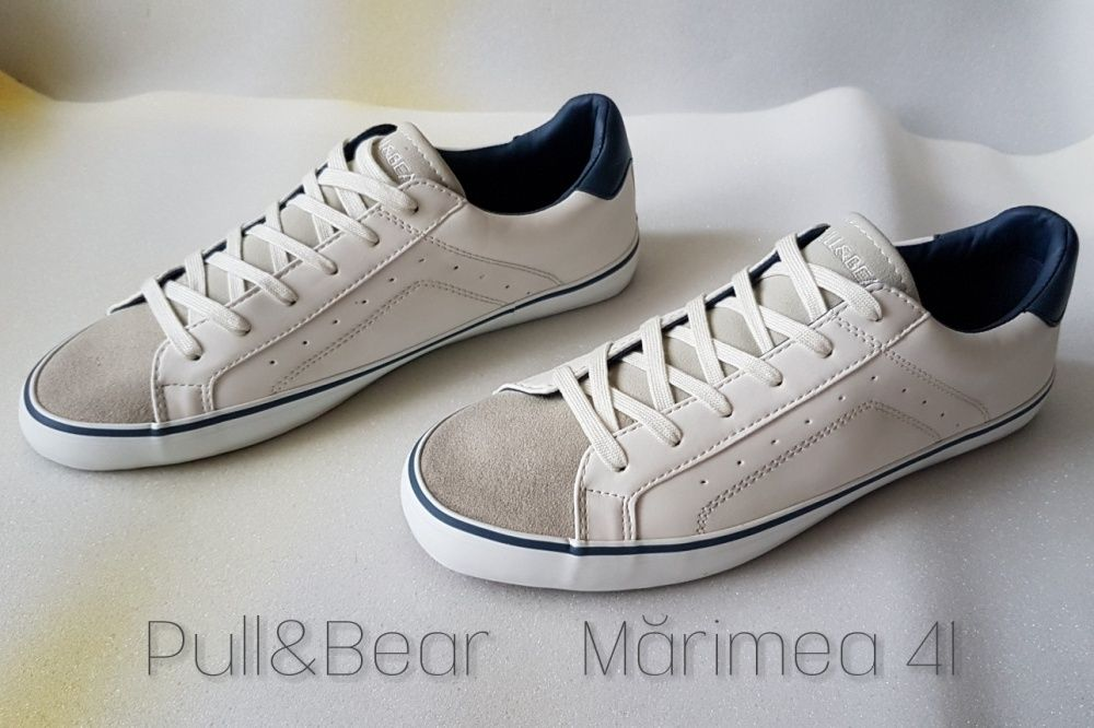 Pantofi sport PULL&BEAR 41 tenisi
