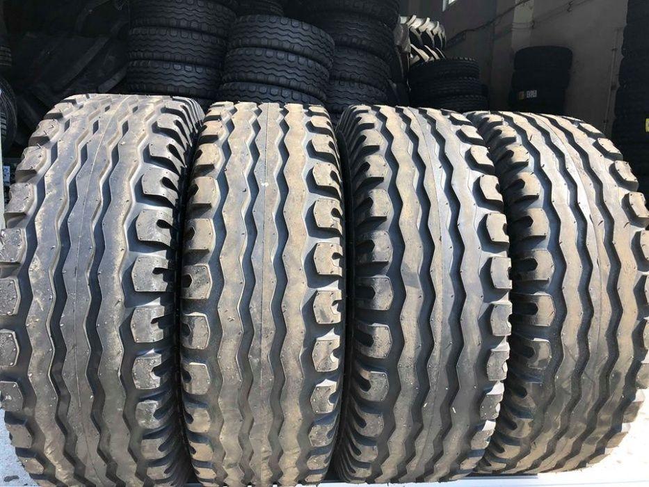 12.5/80-18 Cauciucuri noi cu profil liniar 14 PLY anvelope cu garantie