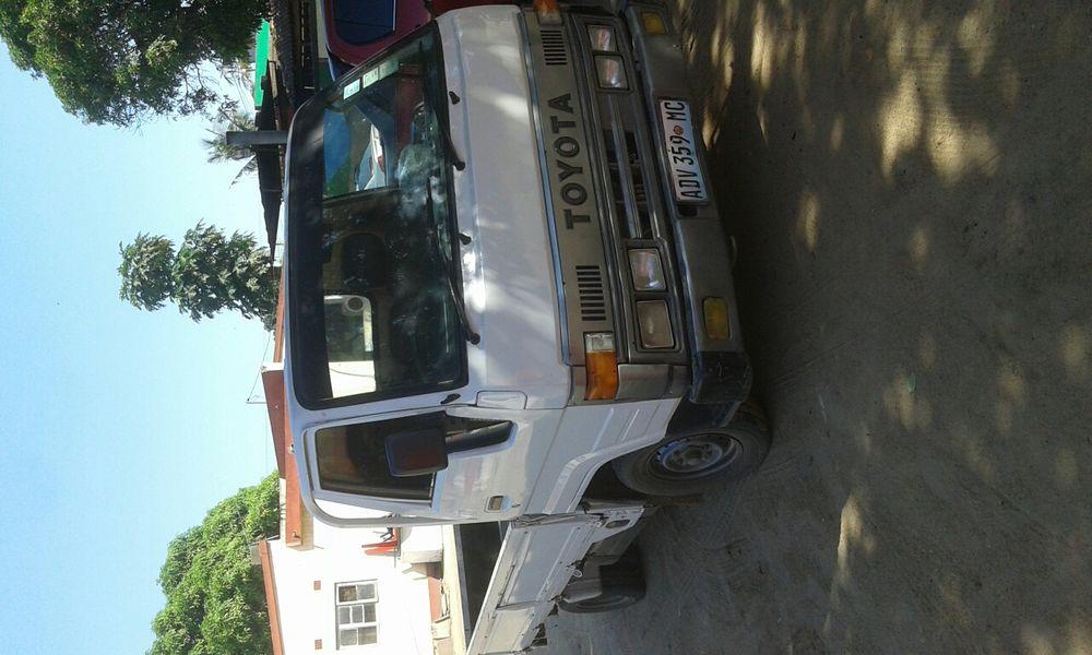 Vendo camioneta a diesel