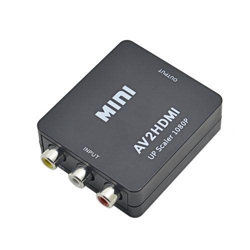 Conversor AV para HDMI ( AV 2 HDMI) Bairro Central - imagem 1