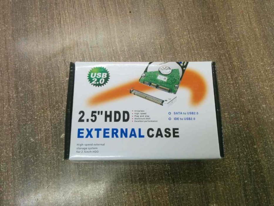 """Кутия за 2.5"""" хард диск SATA USB 2.0 гр. Варна - image 3"""