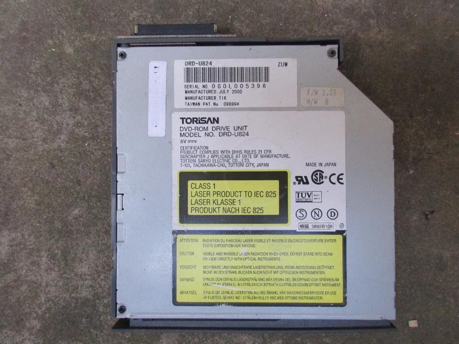 DVD - Laptop
