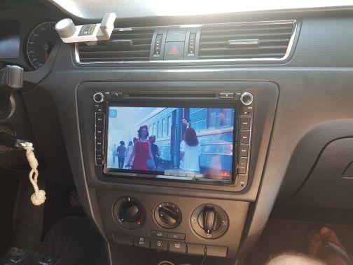 Sistem navigatie VW Scirocco / Jetta / Eos / Passat CC / Golf / Tiguan