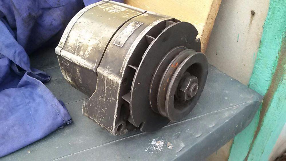 Татра генератор