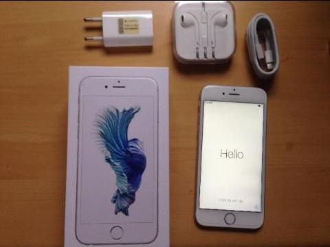 iPhone 6S 64gb [ Disponivel ] Todas Cores