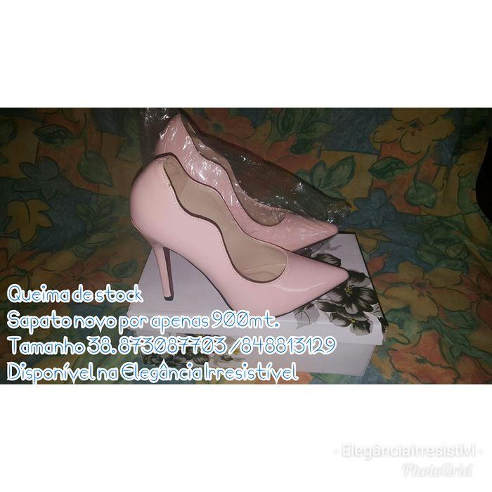 Sapatos em promoção