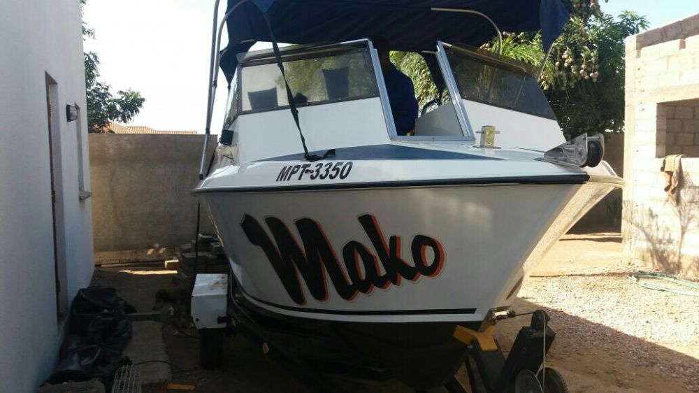 Barco motor yamaha