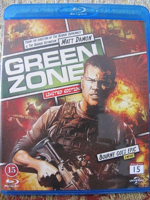 Green Zone (Blu-ray) (import, fara subtitrare romana)