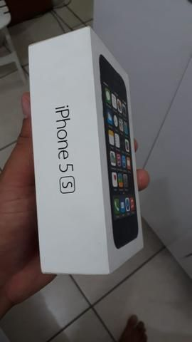 Iphone 5S Novo na caixa