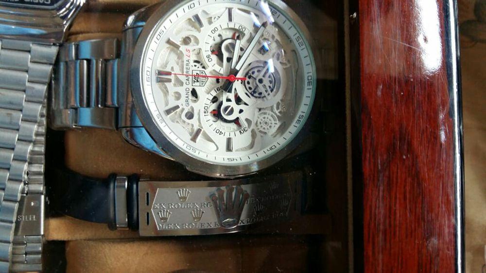 Relógios Carrera