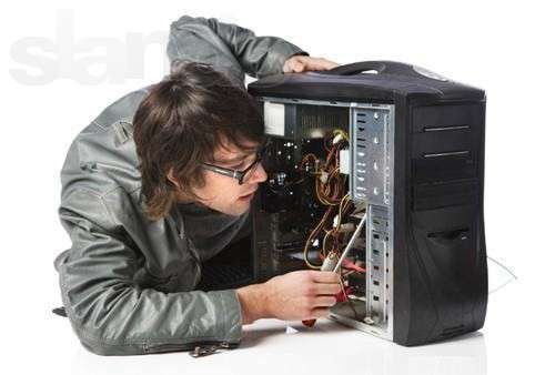 Ремонт компьютеров и моноблоков. Профессиональный сервис-центр