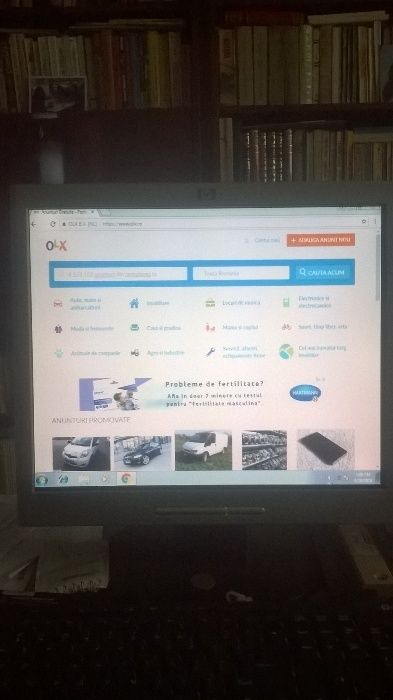 Monitor Hp reducere 30%