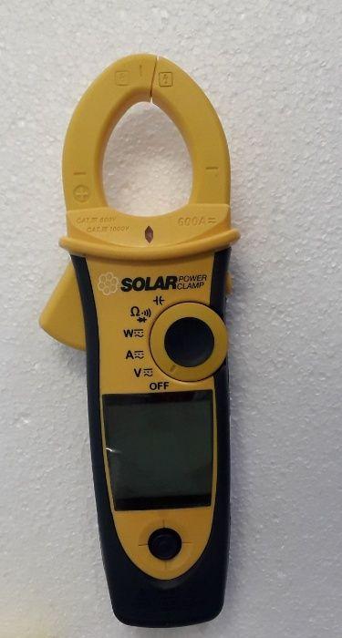 Clamp meter Solar Seaward AC DC