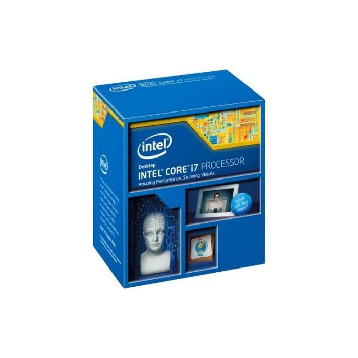 Procesor Intel Haswell Refresh, Core i7 4790K