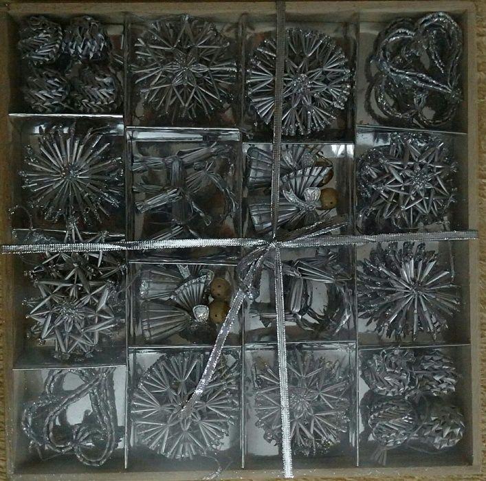 Изделия из соломки для творчества (набор)