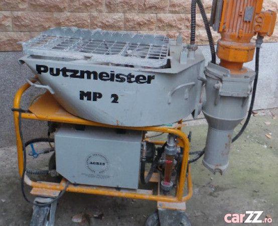 Pompa masina tencuit putzmeister mp25 (3290 Euro)