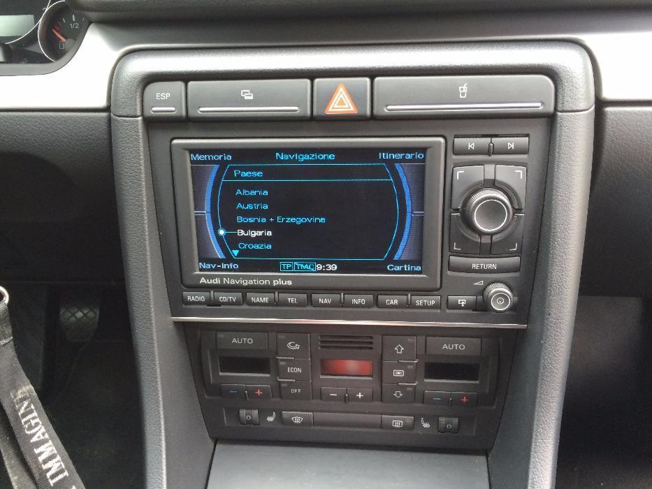 Диск за навигация AUDI версия 2019 год АУДИ навигационен диск Mmi 3g