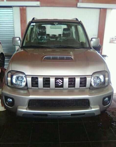 Suzuki jimmy 0km Ingombota - imagem 1