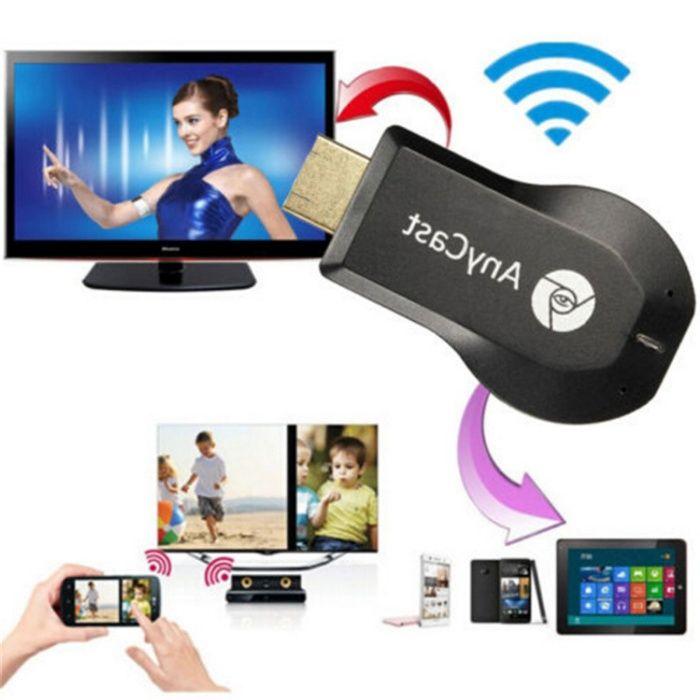 TV Stick anycast или транслируем изображение на ТВ HDMI WIFI адаптер