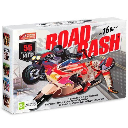 Игровая приставка SEGA Road Rash (55-in-1) \ магазин GAMEtop