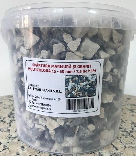 Spartura marmura si granit 15-30 mm