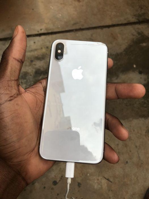 Vendo meu iphone one X Original