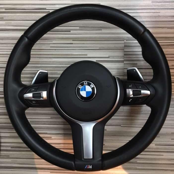 Volan M Sport cu padele BMW F01 F10 F07 F12