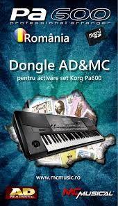 SET Korg Pa600, Pa900 (AD&MC)